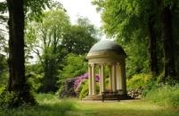 Lady Alice Temple at Hillsborough Castle
