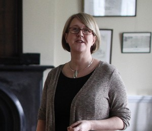 Paula Reynolds - Belfast Charitable Society