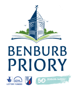 Benburb Priory Library logo