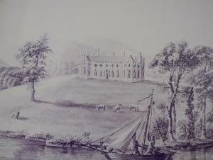 Lissanoure Castle circa 1770